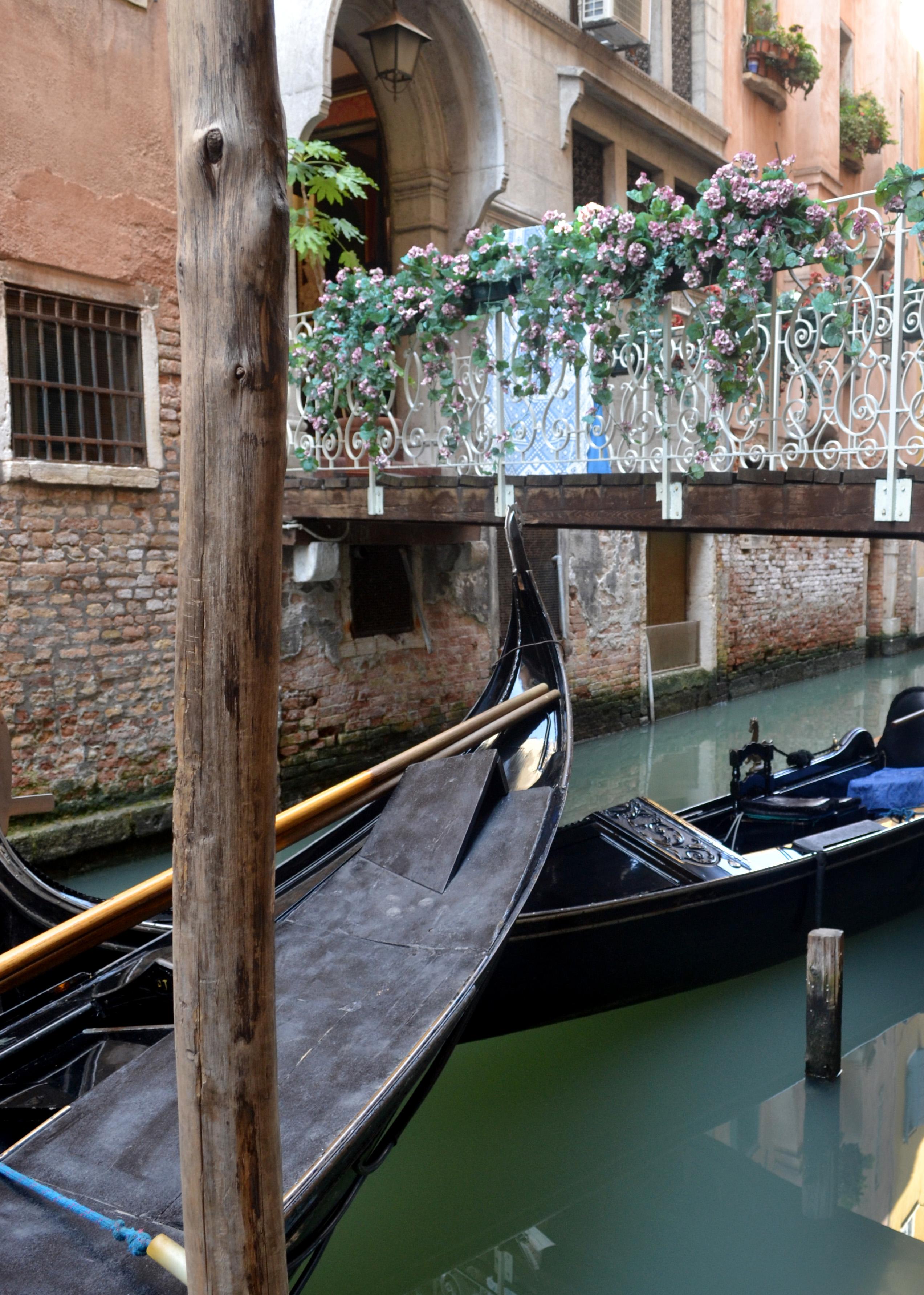Gorgeous Canals, Venice