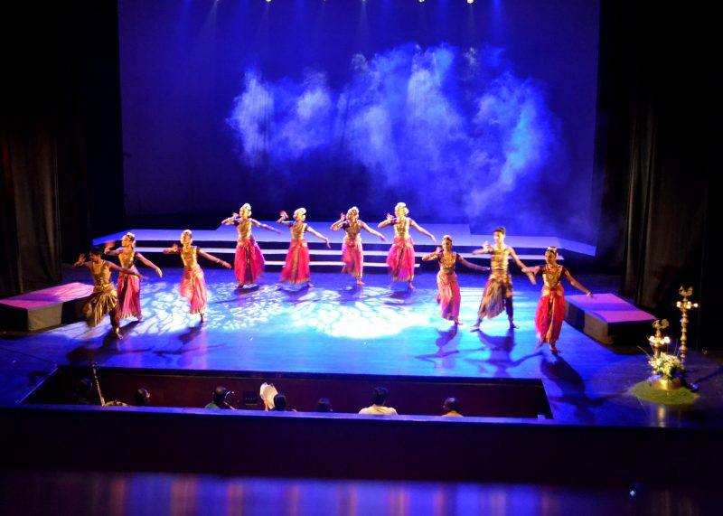 Colourful Dance Show
