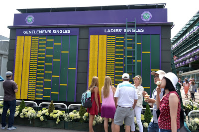 Juicy content for Wimbledon fans – The Championships come to an end!
