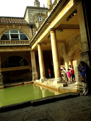 The main Roman Bath
