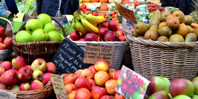 Fruit at Borough Market