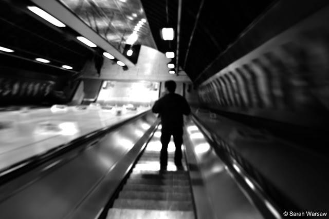 Going Underground, Underground