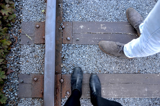 Tracks at the High Line