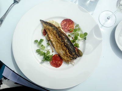 Smoke Mackerel