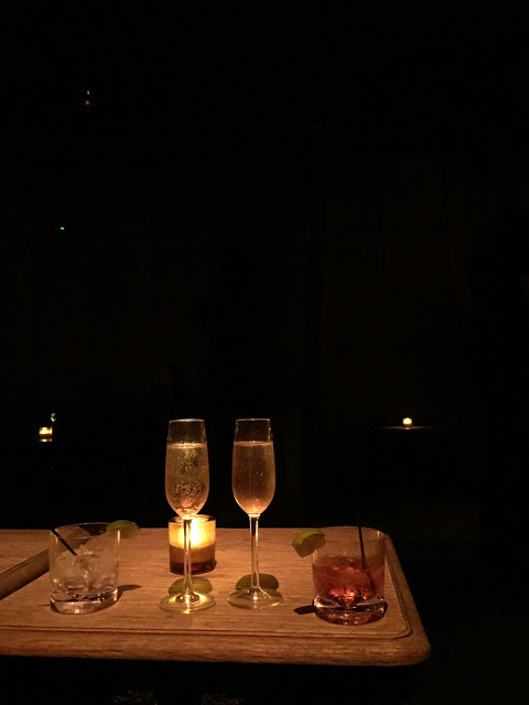 Prosecco for two