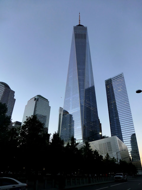 Freedom Tower - the One World Trade Centre