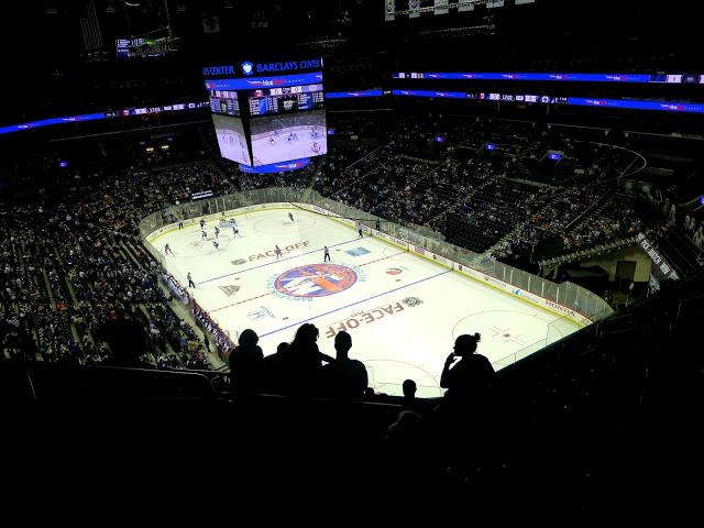 The Ice Hockey rink