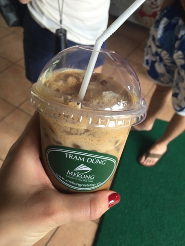 Delicious Vietnamese Coffee