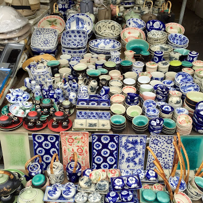 Crockery and China in Hoi An