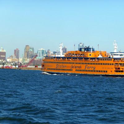 The Statan Island Ferry
