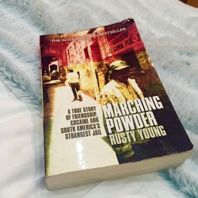 Marching Powder Book