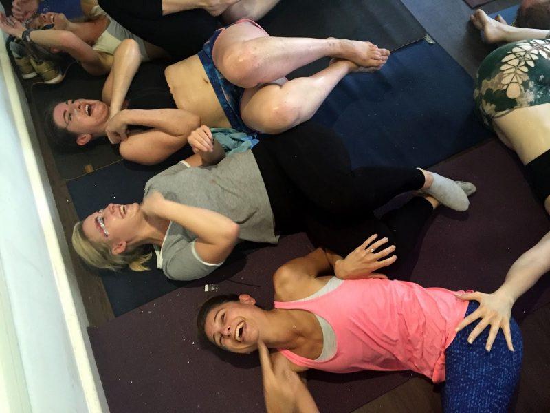 Yoga fail