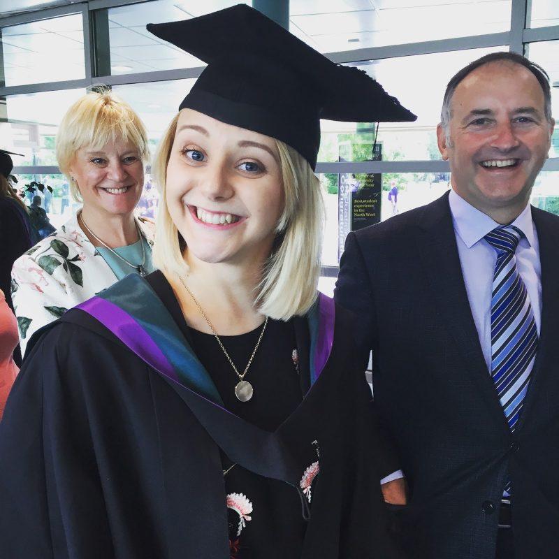 Rach's Graduation