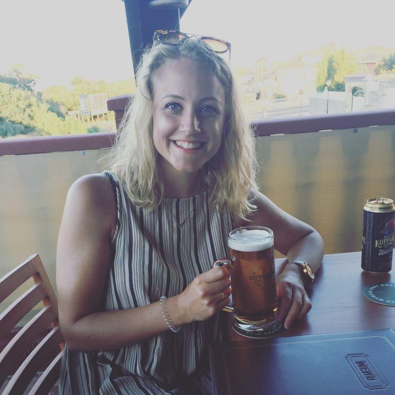 Beer in Spain