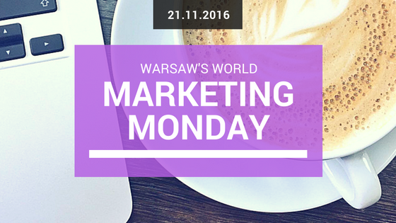 Marketing Monday 21-Nov