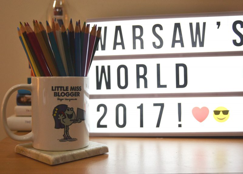 Warsaw's World 2017