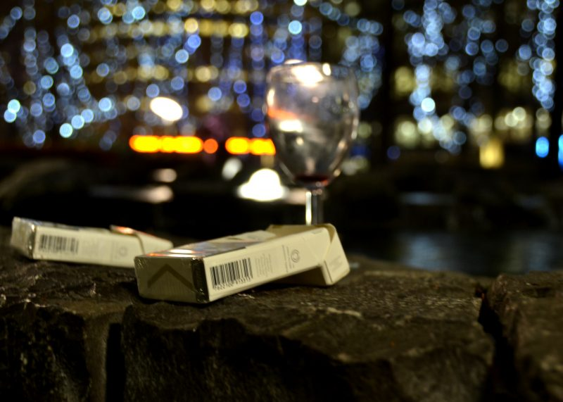 Cigarettes and Wine