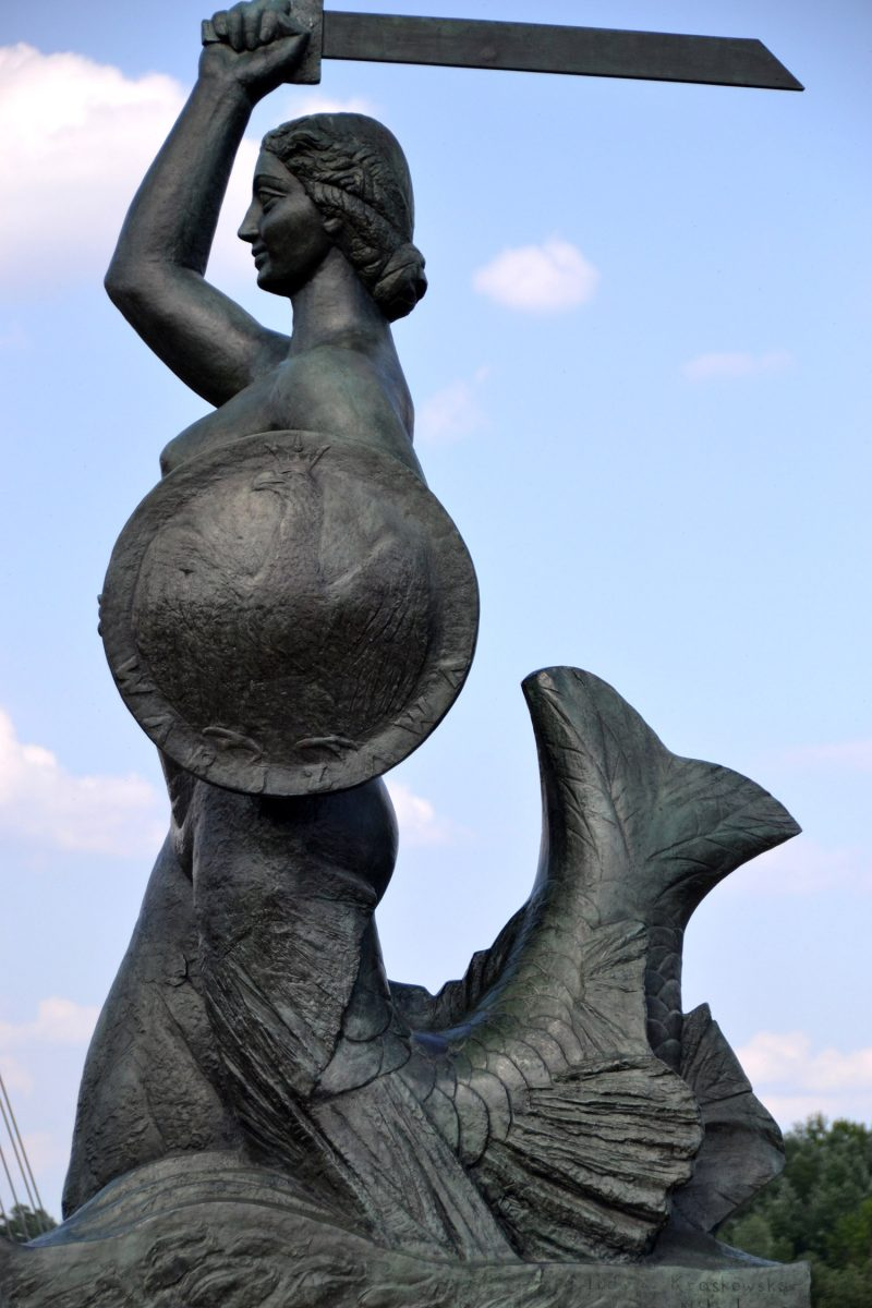 The Mermaid Statue