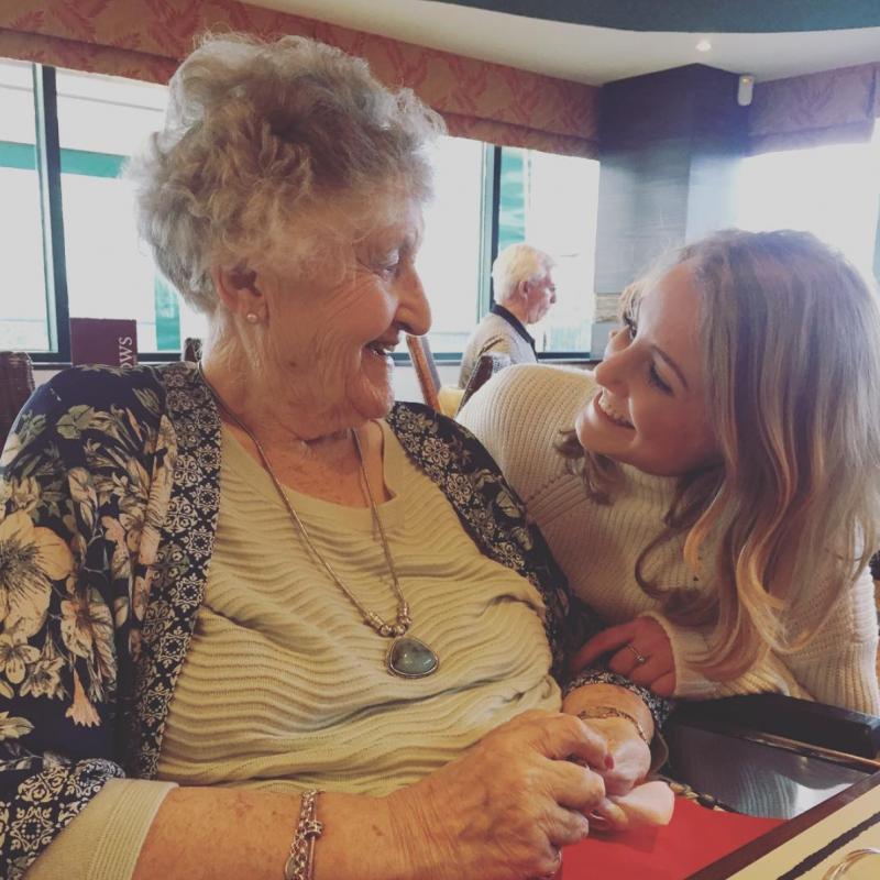 Grandmas & I