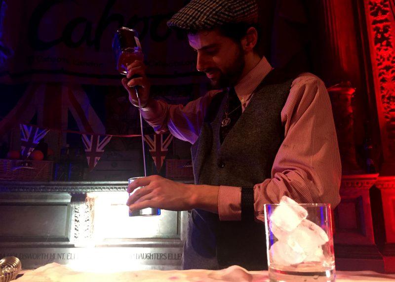 Cahoots Barman