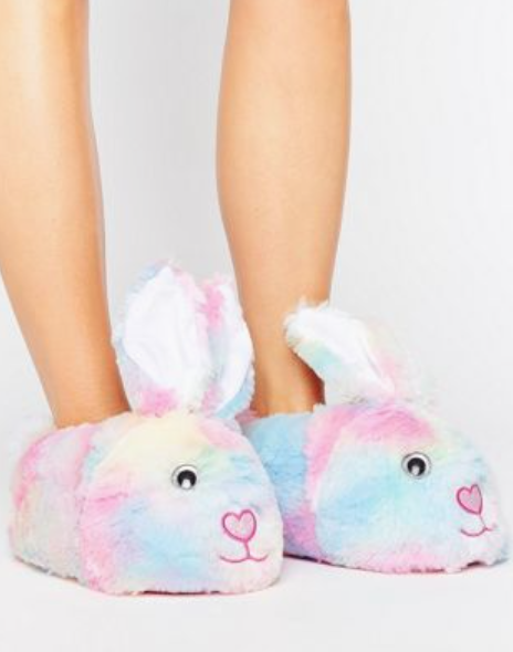 Bunny Slippers, £16 ASOS