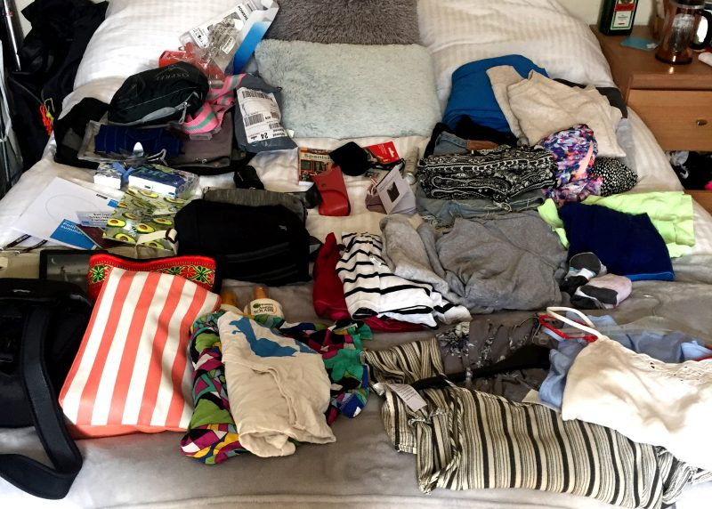Packing Chaos