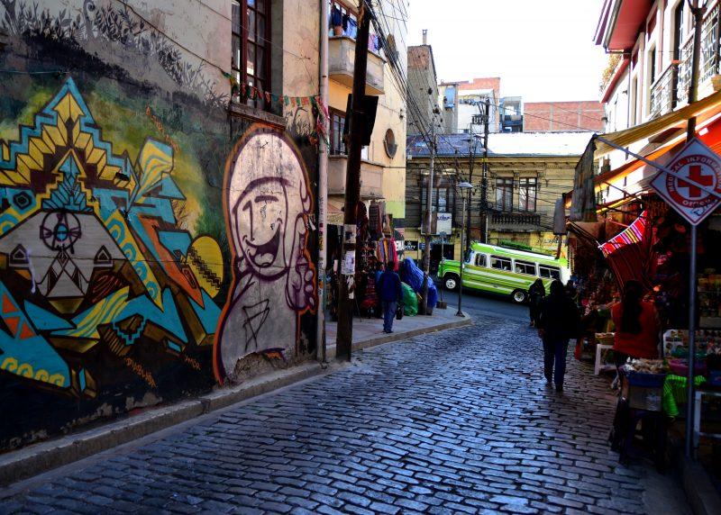 La Paz Street Art