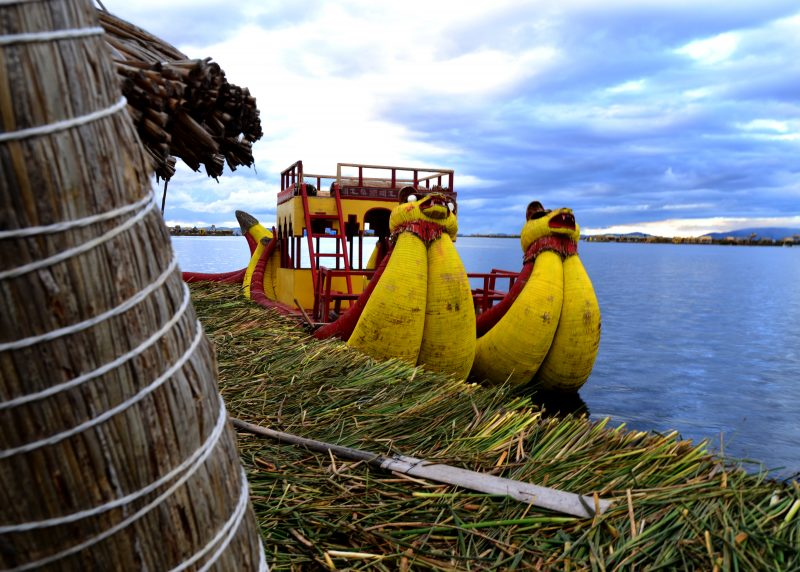 Reed Islands of Uros