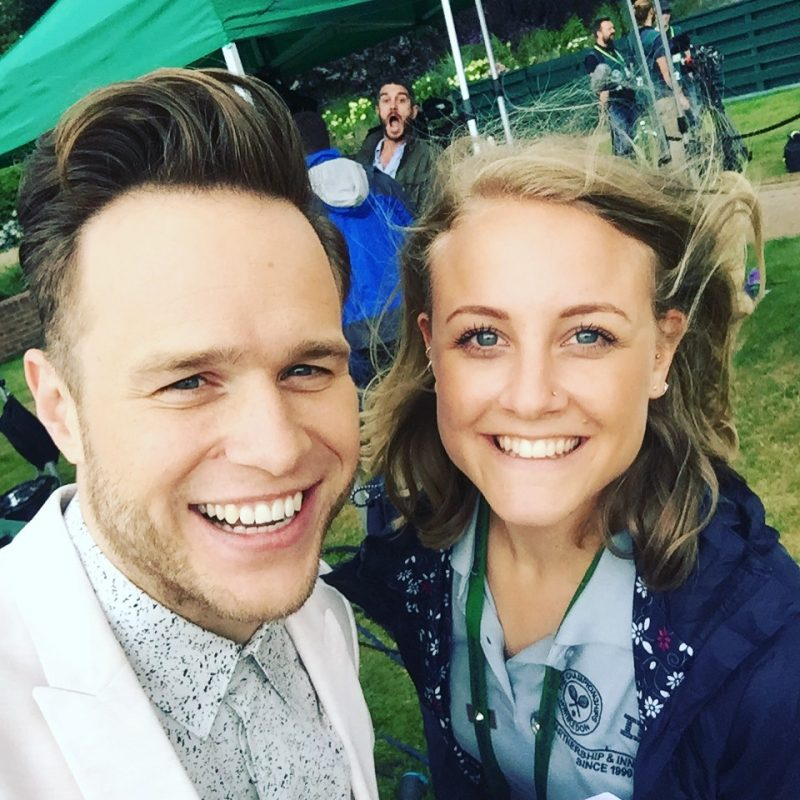 The time I met Olly Murs for about 30 seconds