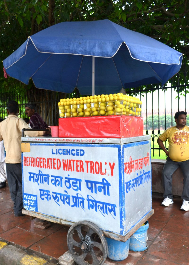 Lemonade Stall in Delhi
