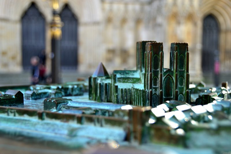 York Minster miniature