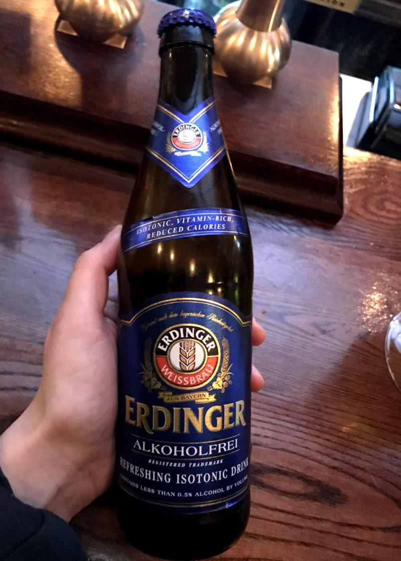 ERDINGER Alkoholfrei - nice!