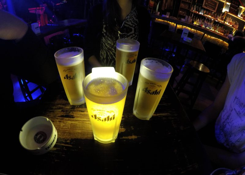 Some Chinese beers