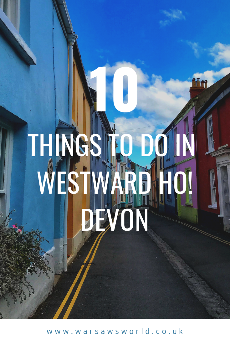 10 things to do in Westward Ho!, Devon