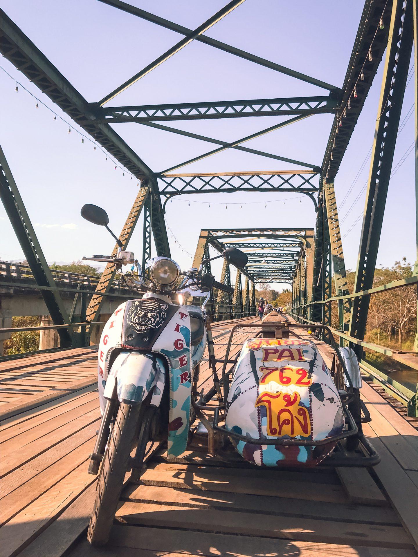 Ww2 memorial bridge, explore pai