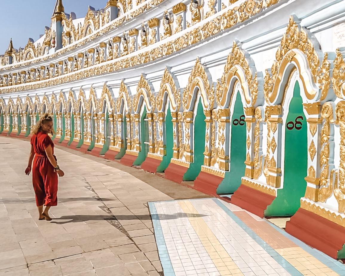 Myanmar Travel: Exploring Pagodas In Myanmar