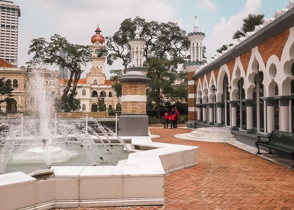 Masjid Jamek of Kuala Lumpur