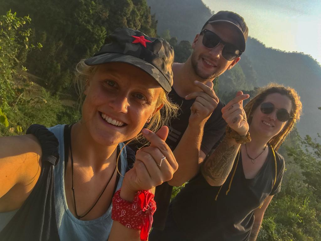 Hà Giang Loop: the three of us