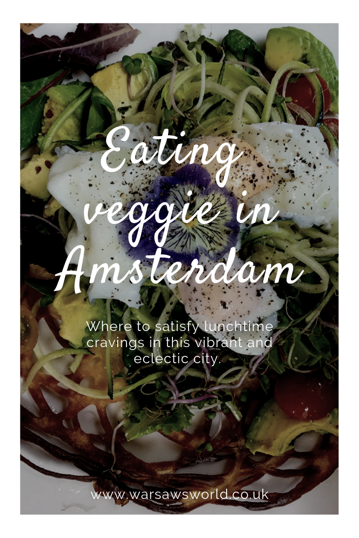 veggie amsterdam - pinterest graphic