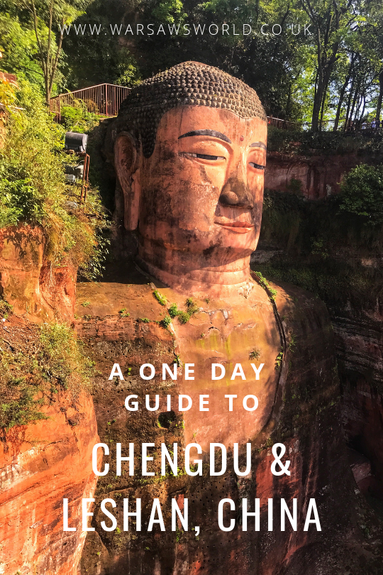 a day guide to chengdu