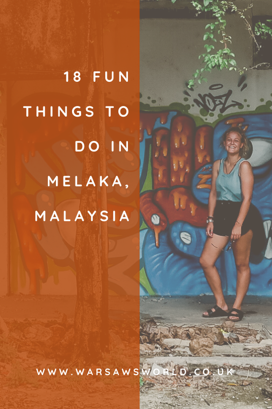 18 things to do in Melaka, Malaysia
