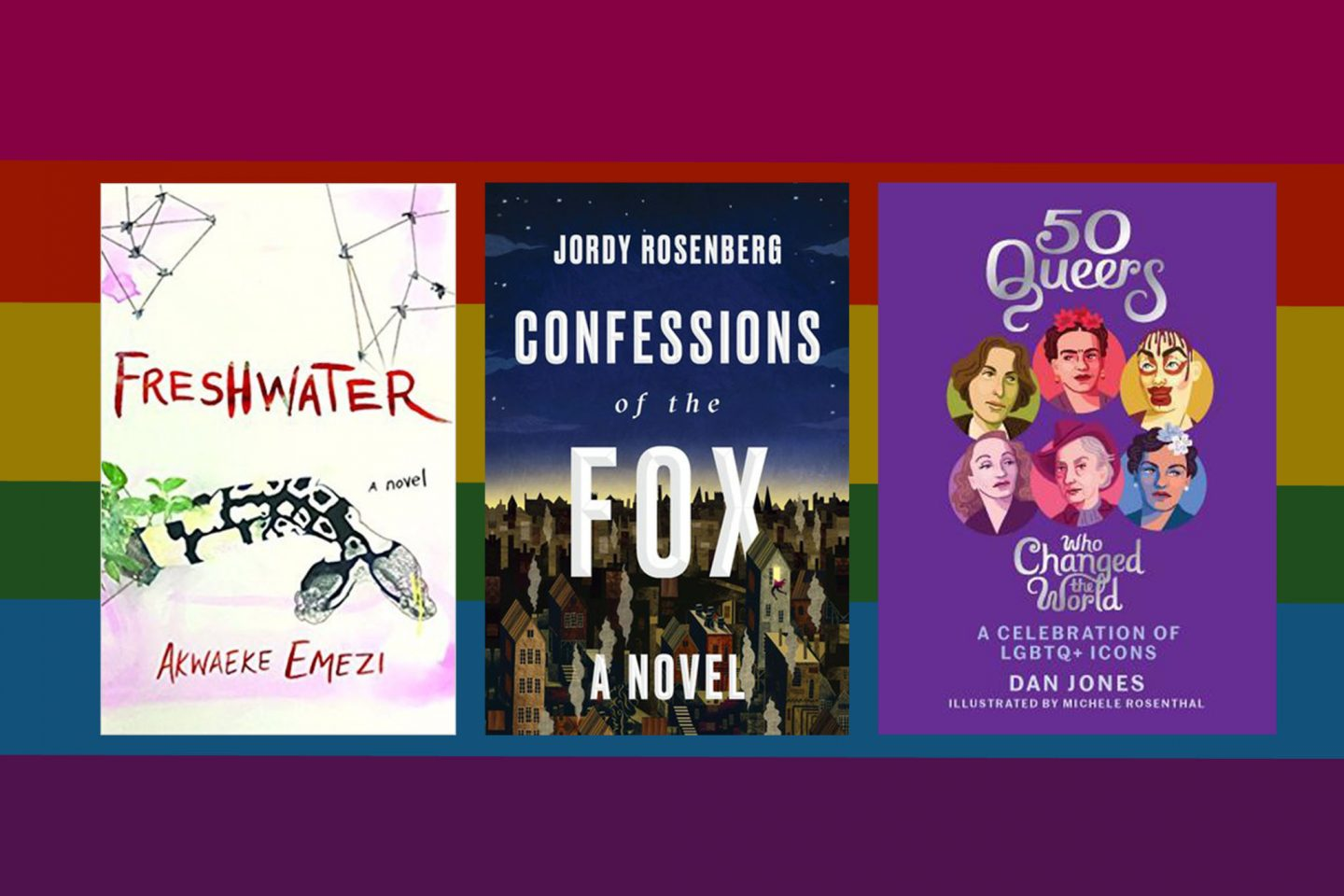 From a variety of authors, documenting both true and fictional stories, as found online and through recommendations, here's 20 LGBTQ books I've added to my TBR list in honour of pride and diversifying my bookshelf!