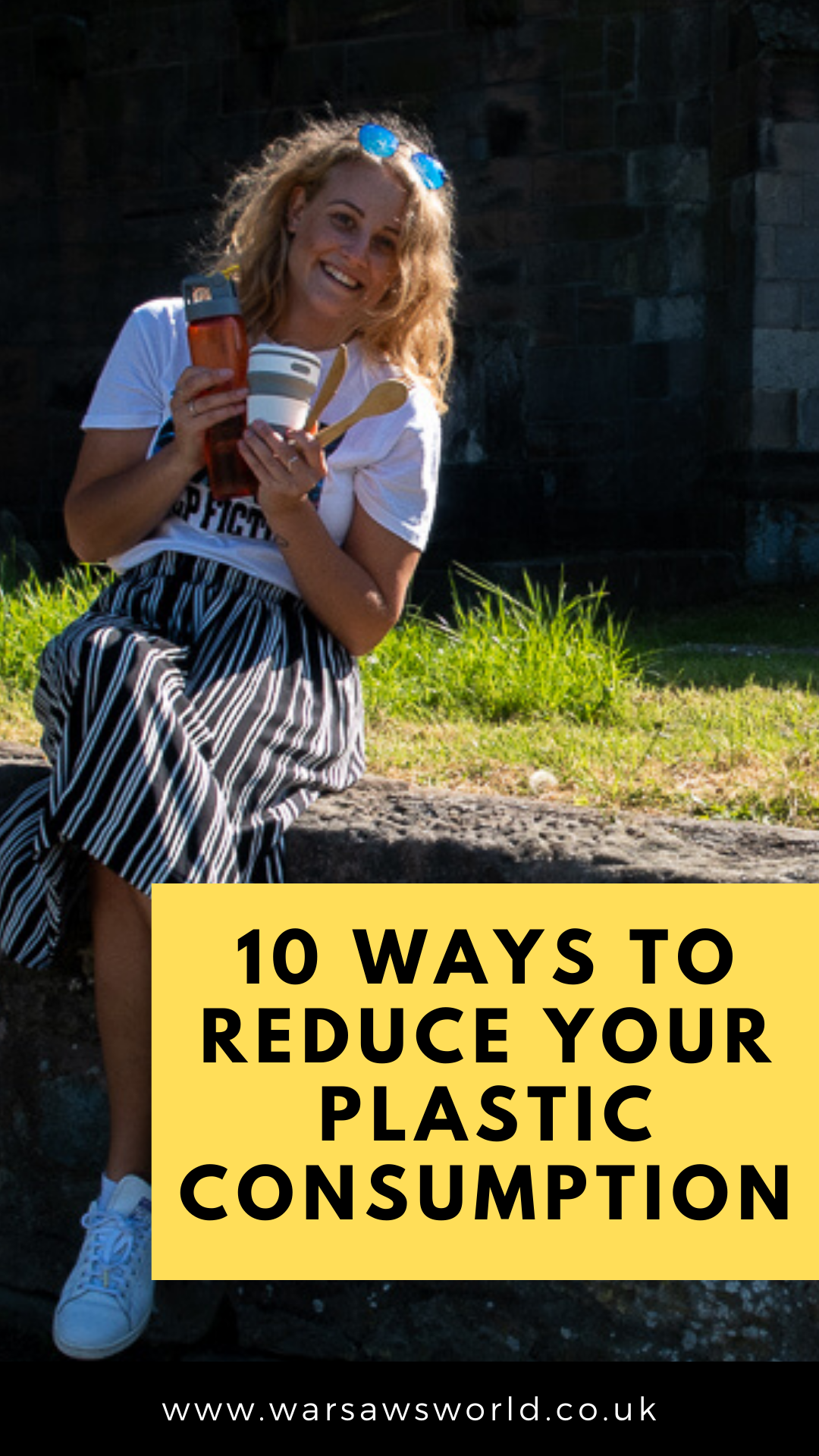 10 ways to reduce your plastic consumption
